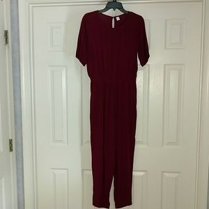 NWT Old Navy short sleeve jumpsuit small